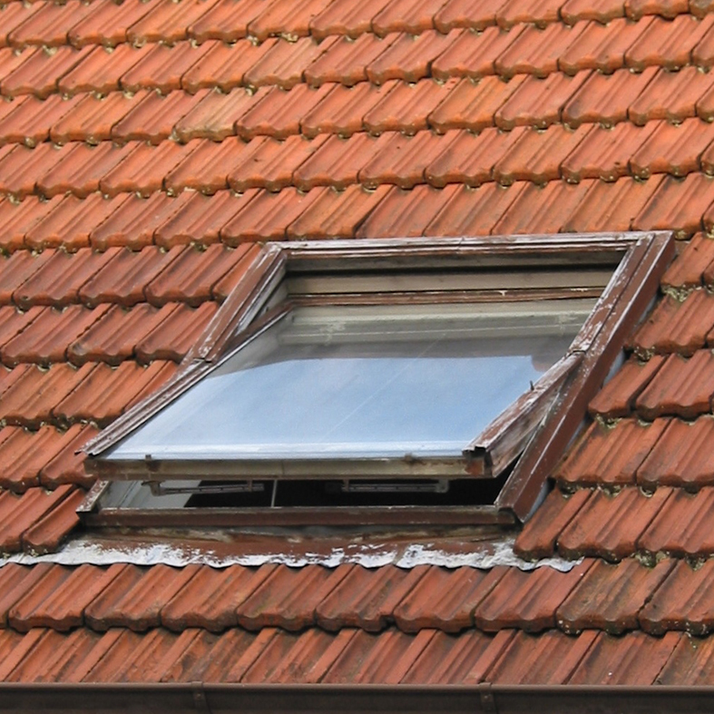 Dachfenster alt