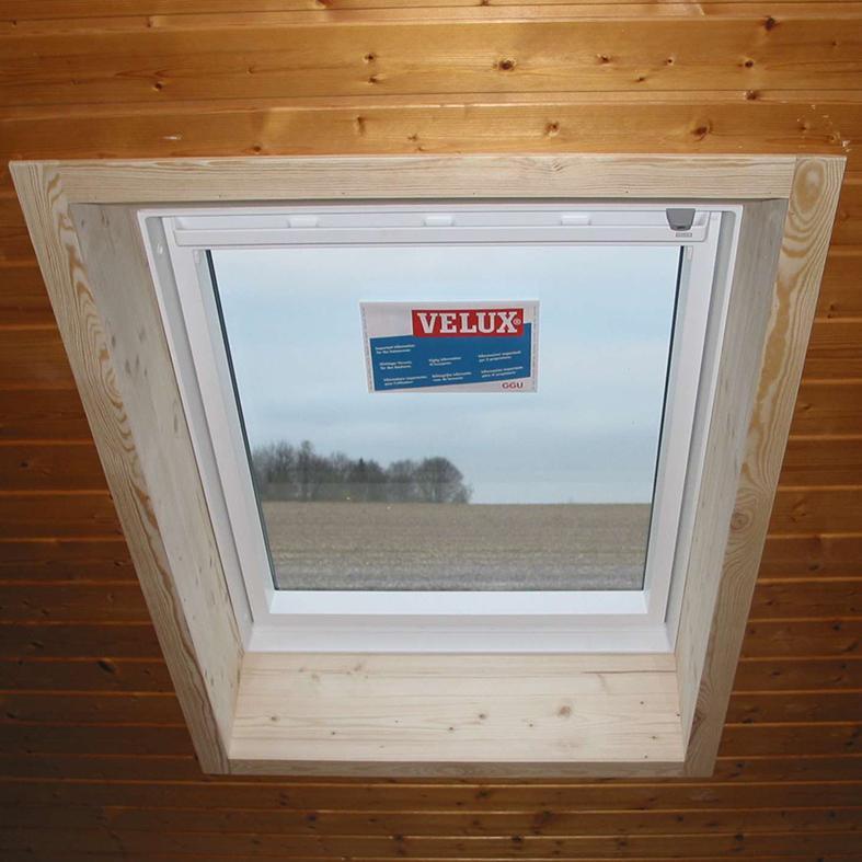 Dachfenster breischaft holzbau und bedachungen - Dachfenster innenfutter selber bauen ...