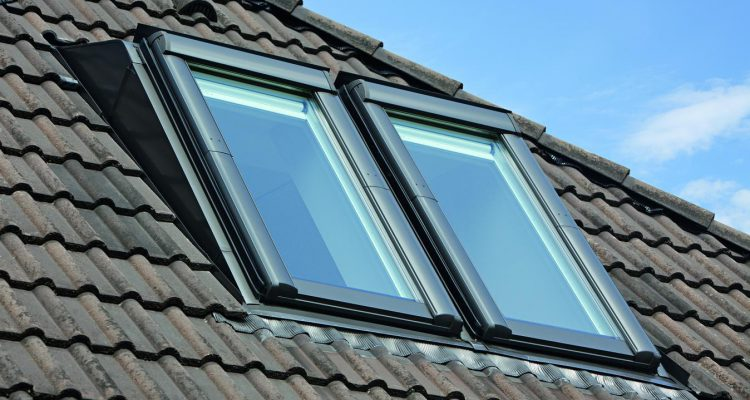 Zwillingseinbau Dachfenster Roto